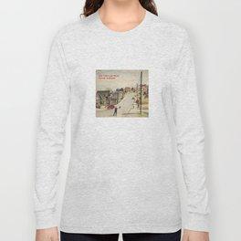 The Tubular West (Cover) Long Sleeve T-shirt
