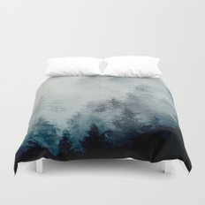 The hollows in fall Duvet Cover