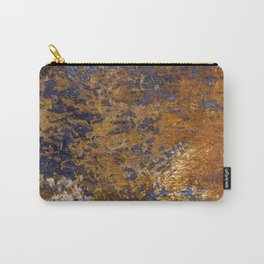 Rusted and Scratched Carry-All Pouch