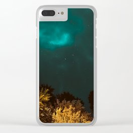 Into the lake Clear iPhone Case