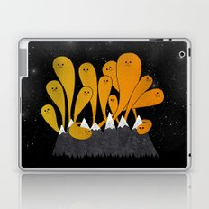 Northern Frights (Halloween Edition) Laptop & iPad Skin