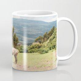 Llama Party Coffee Mug
