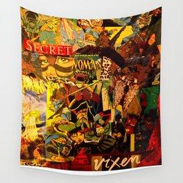 Vixen Wall Tapestry