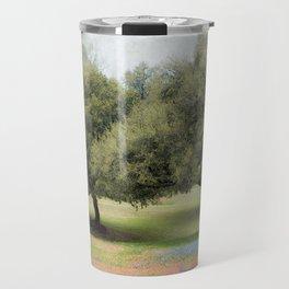 Hillcountry Bluebonnets Travel Mug