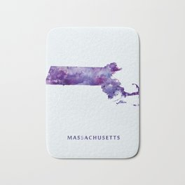Massachusetts Bath Mat