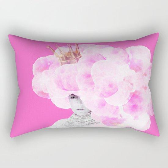 Cotton Candy Queen Rectangular Pillow