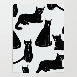 Brothers: Black cats Poster