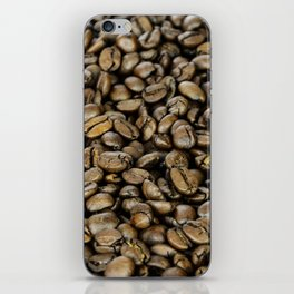 Coffee Beans iPhone Skin