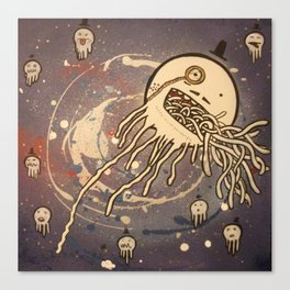 Monocle Canvas Print