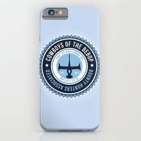 Space Cowboys iPhone & iPod Case