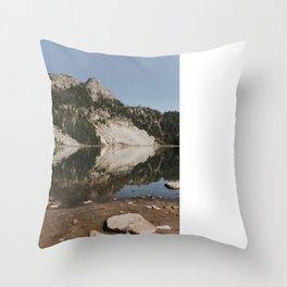 Eunice Lake Throw Pillow
