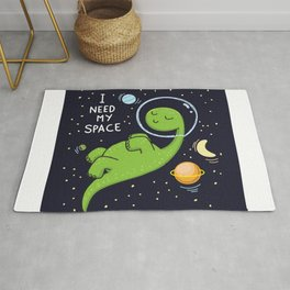 need space Rug
