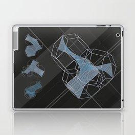 trple per mnml srf_001 Laptop & iPad Skin
