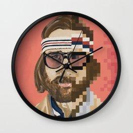 Richie T Wall Clock