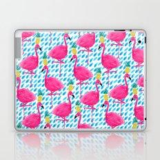 Party Flamingos Laptop & iPad Skin
