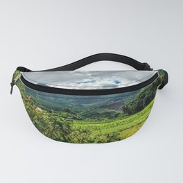 Kauai Dreaming by Reay of Light Fanny Pack
