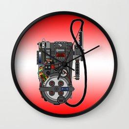 Colour Proton Pack Wall Clock
