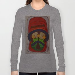 Cosmopoliton in the Universe Long Sleeve T-shirt