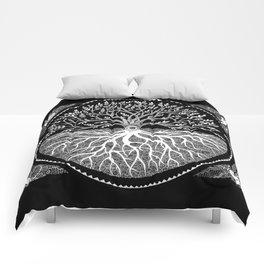 Druid Tree of Life Comforters
