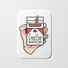 CREATIVE NON-FILTER Bath Mat