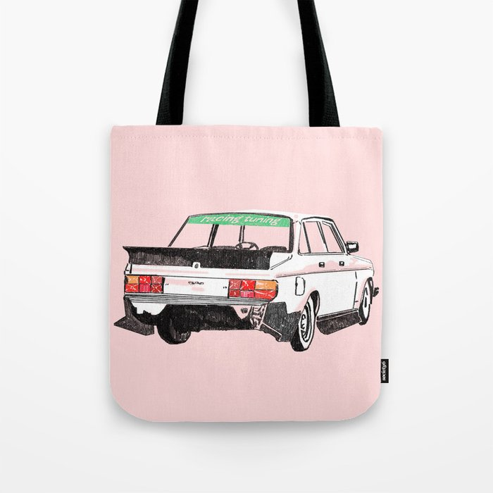 Tuning time Tote Bag