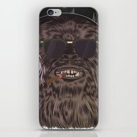 che iPhone & iPod Skins featuring che bacca by Heymikel