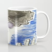 hippie Mugs featuring Hippie by ArtAngel