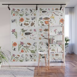 Common place miracles -Natural History Part II Wall Mural