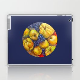 Round Aiwa Laptop & iPad Skin