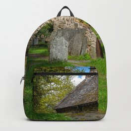 St Michael's Church Betws y Coed Backpack