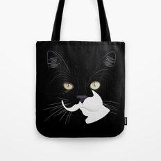 Louis The Cat Tote Bag