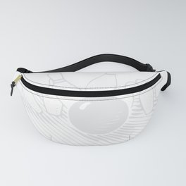 Bowler Gift Spare Change Bowling Team Bowling Humor Fanny Pack