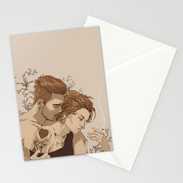 Lilo Aesthetic Stationery Cards