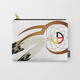 Dreamcatcher Carry-All Pouch