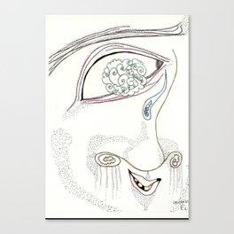 Cotton eye Joe Canvas Print