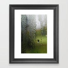 Upside Down Landscapes Framed Art Print