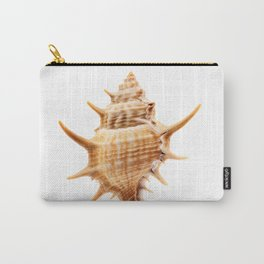 Thorn Conch Shell Carry-All Pouch