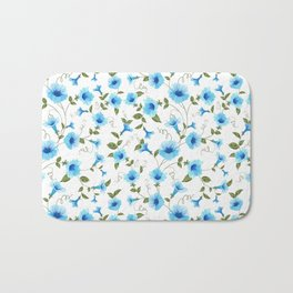 Pattern for textile fabric Bath Mat