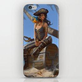 Kidds Treasure iPhone Skin