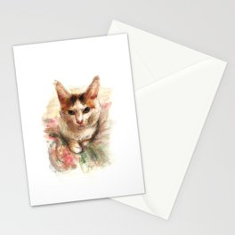 cat 009 Stationery Cards