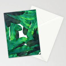 tropic green  Stationery Cards