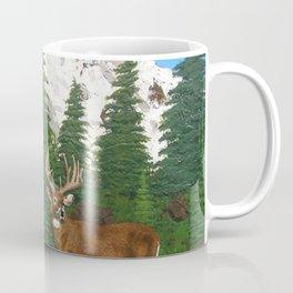 Mountain Buck Coffee Mug