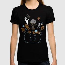 Crazy MonkeyTeddyBears T-shirt