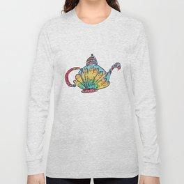 Teapot-3 Long Sleeve T-shirt