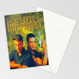 Twin Impact Stationery Cards