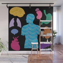 Human Body_B Wall Mural