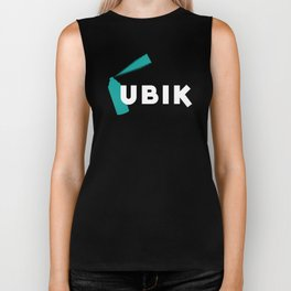 Ubik by Philip K Dick Biker Tank