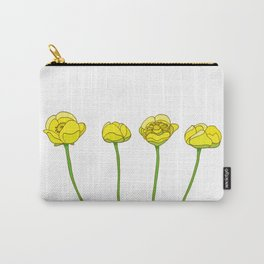 Nuphar plant Carry-All Pouch