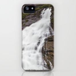 Nugget Falls, Alaska iPhone Case