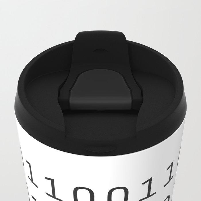 fuck! Metal Travel Mug